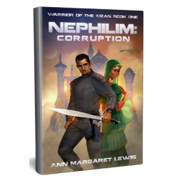 Friday Book Boost! Nephilim: Corruption by Ann Margaret Lewis